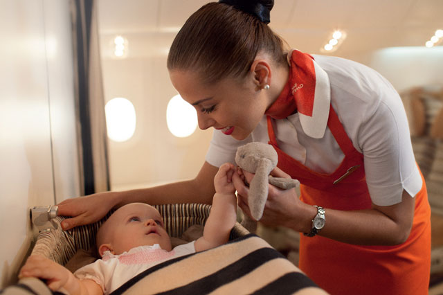 Hate flying with children? Meet the Flying Nannies!