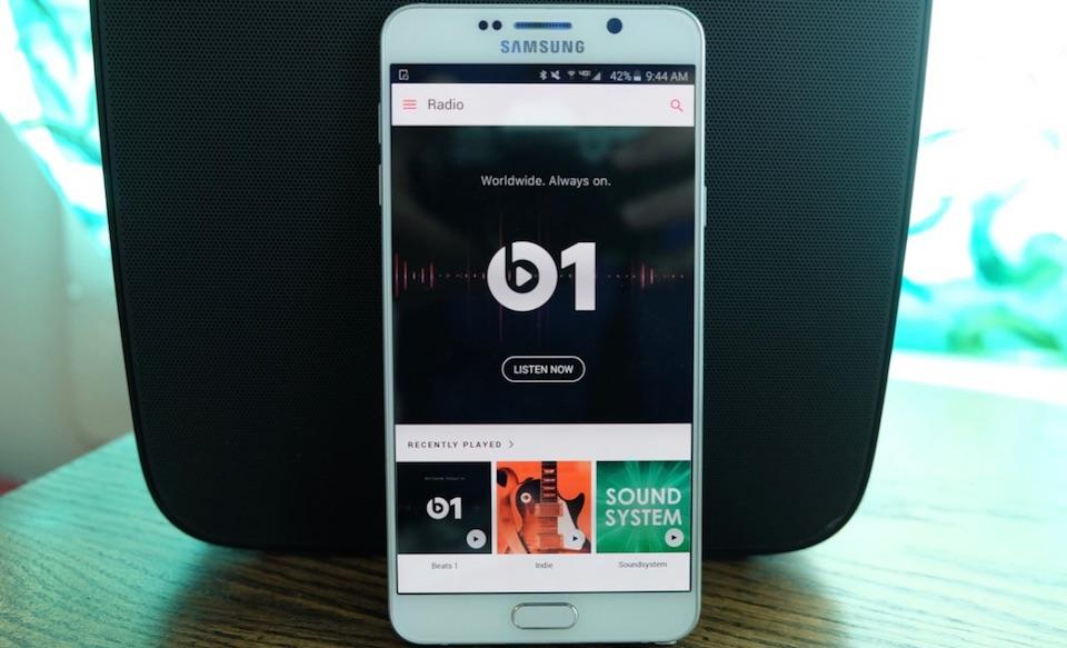 Apple Music ya está disponible en Android