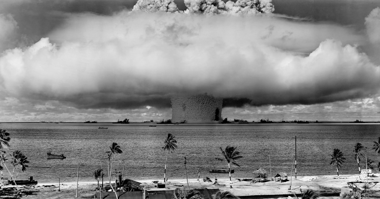 El gobierno de los Estados Unidos saca a la luz vídeos de 210 pruebas nucleares