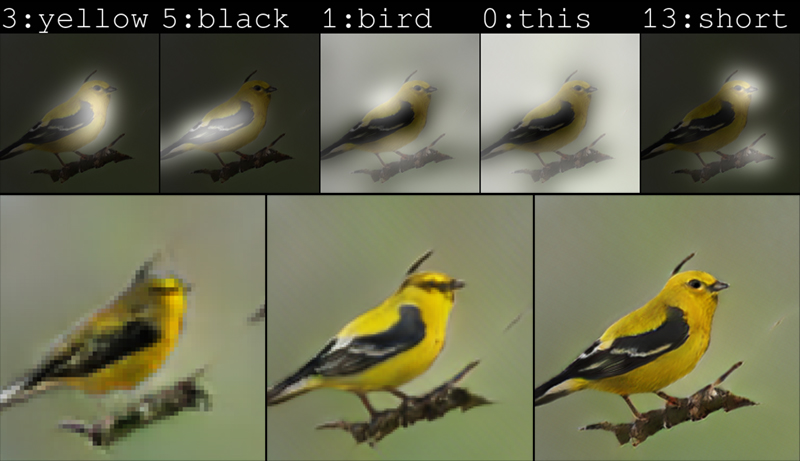Microsoft AI can draw objects based on detailed text descriptions