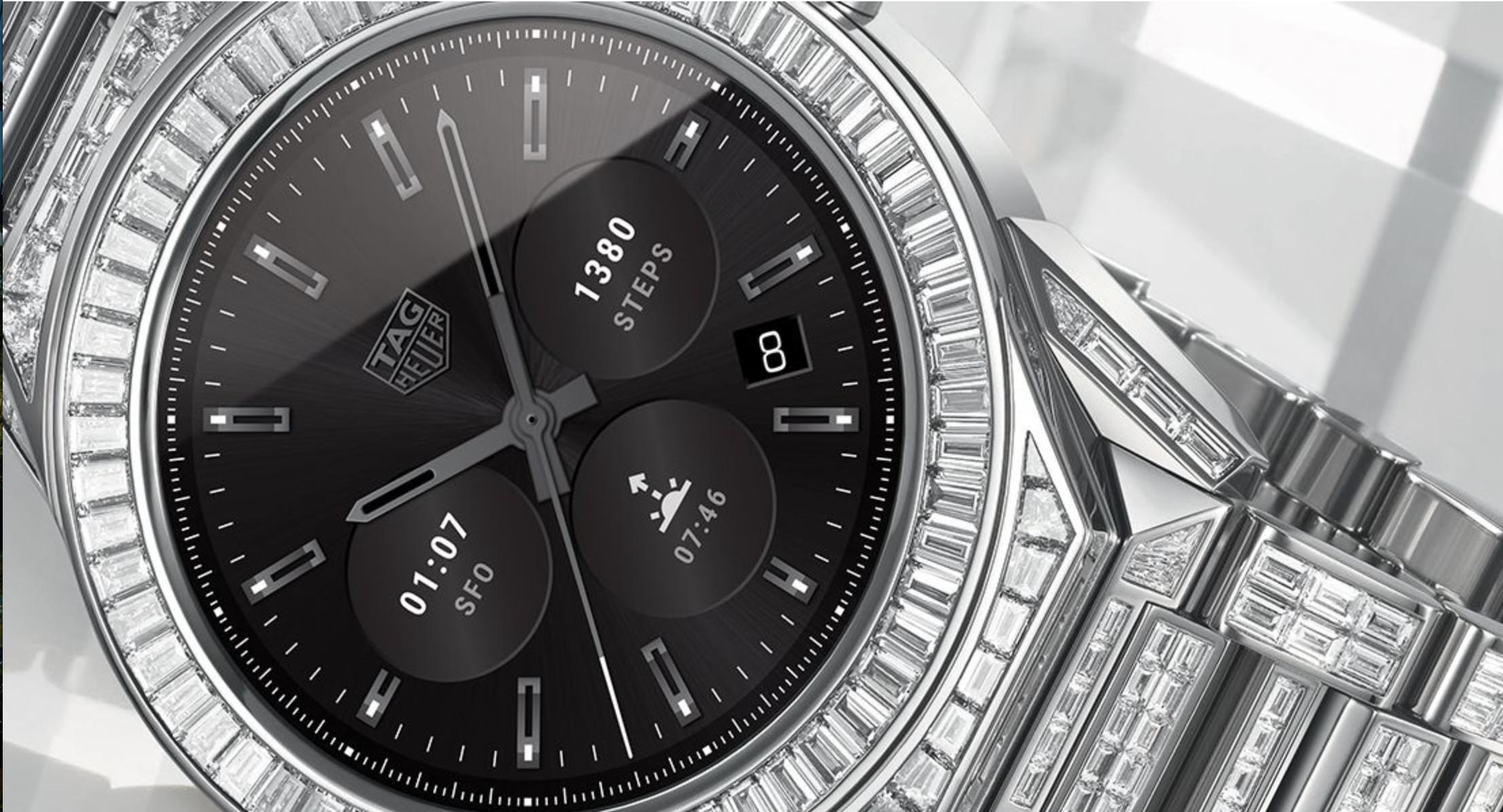 TAG Heuer bringt Smartwatch für knapp 200.000 Euro