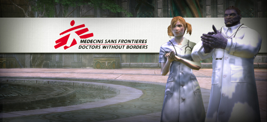 RIFT and Doctors Without Borders