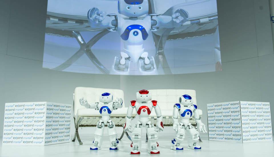 Asúmelo, estos Nao Robot tienen más ritmo que tú (vídeo)