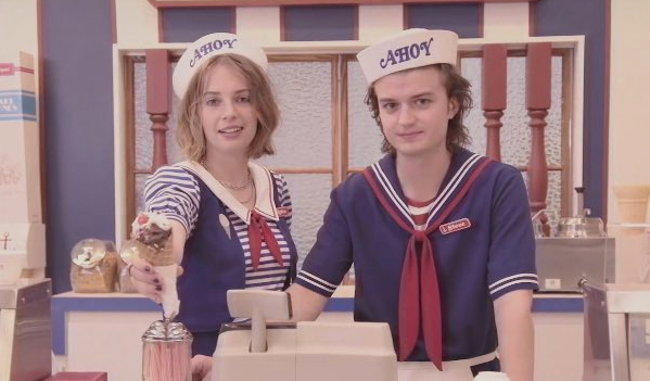 First 'Stranger Things' season 3 teaser is a perfect '80s mall ad