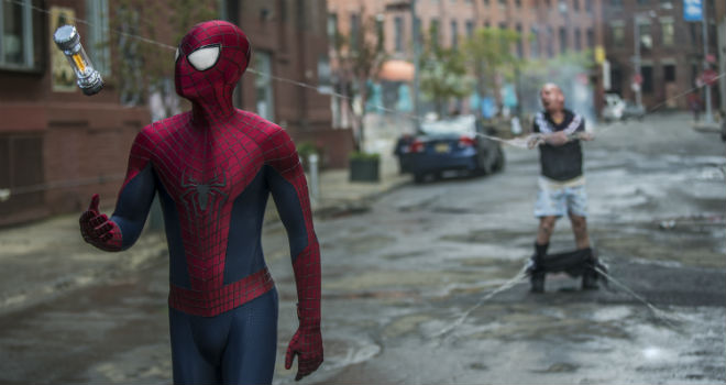 box office amazing spider-man 2
