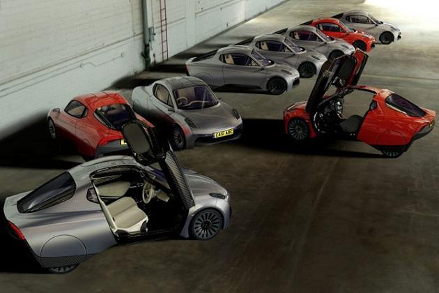 リバーシンプル社、クラウドファンディングで水素燃料電池車「Rasa」の開発支援を募集中(ビデオ付)