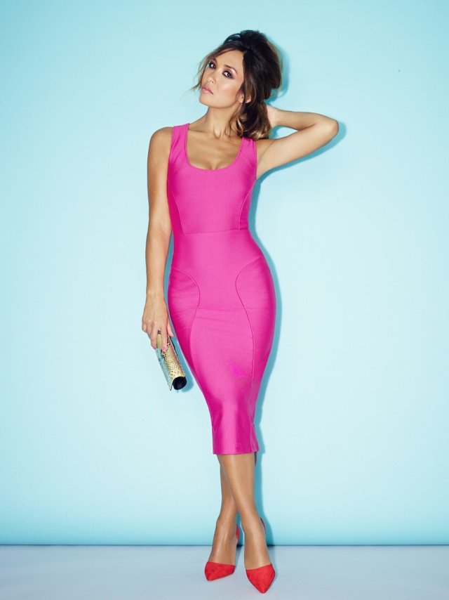 Myleene Klass for Littlewoods