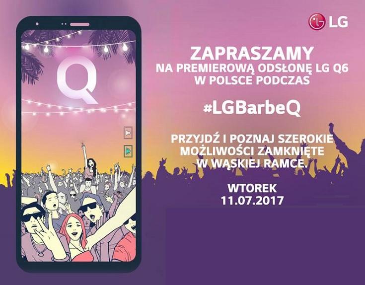 LG macht das LG Q6 offiziell