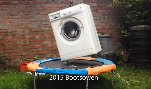 Video: Best of suicidal Waschmaschinen