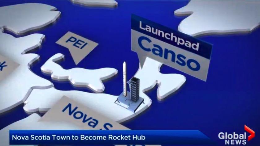 Kanada bekommt eigenen Raumhafen