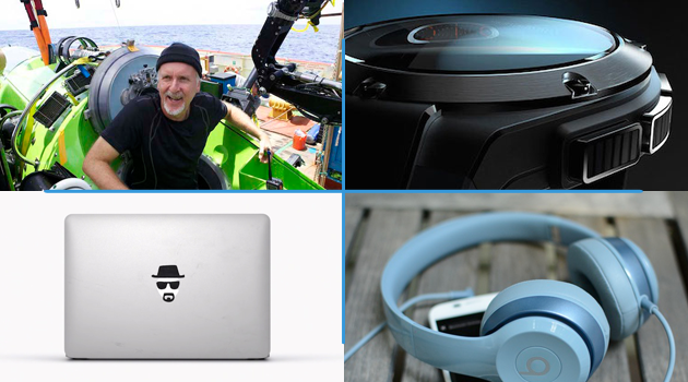 Engadget Daily: Beats joins Apple, HP makes a smartwatch and more!
