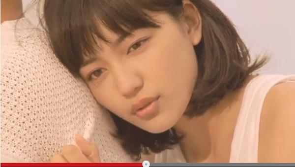 川口春奈がゴクゴク、ゴキュン!恋の妄想が炸裂する新CMが可愛すぎる