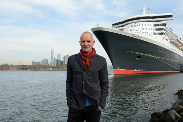 Sting Performs On Cruise Ship Watch The Video AOL UK Travel - Cruise ship songs