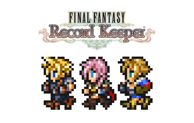 New 'Final Fantasy' game is a retro mash-up, coming to US smartphones soon