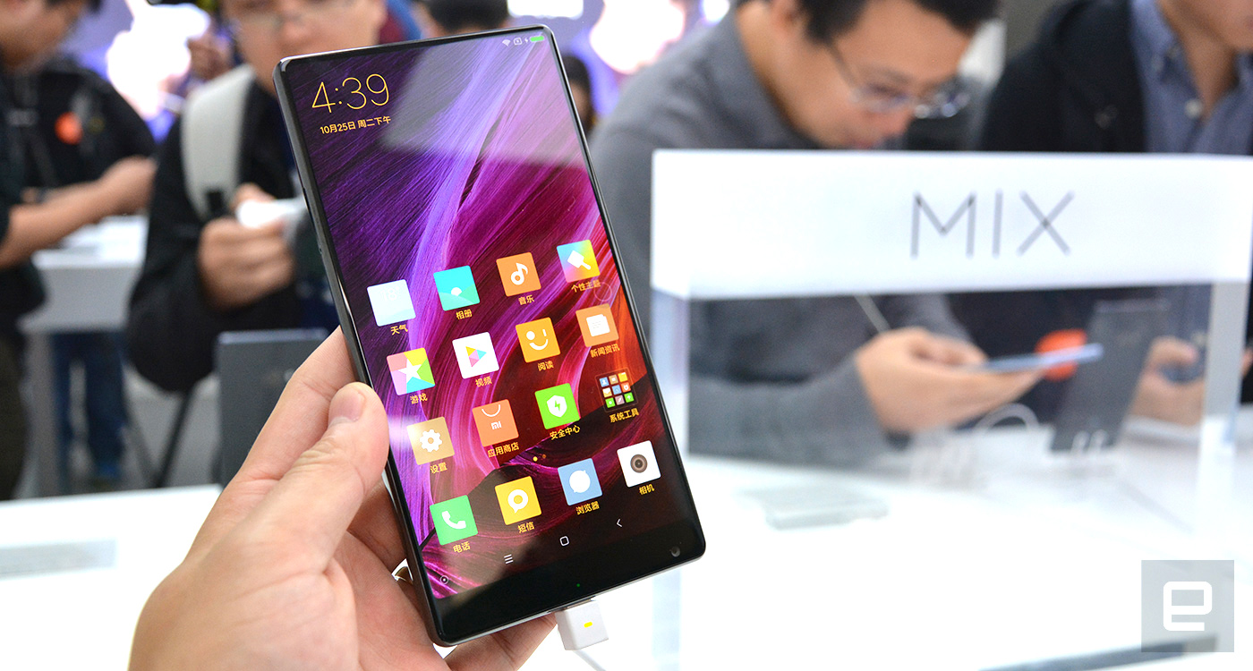 El director de Marketing de Xiaomi desmiente la existencia del Mi MIX Nano