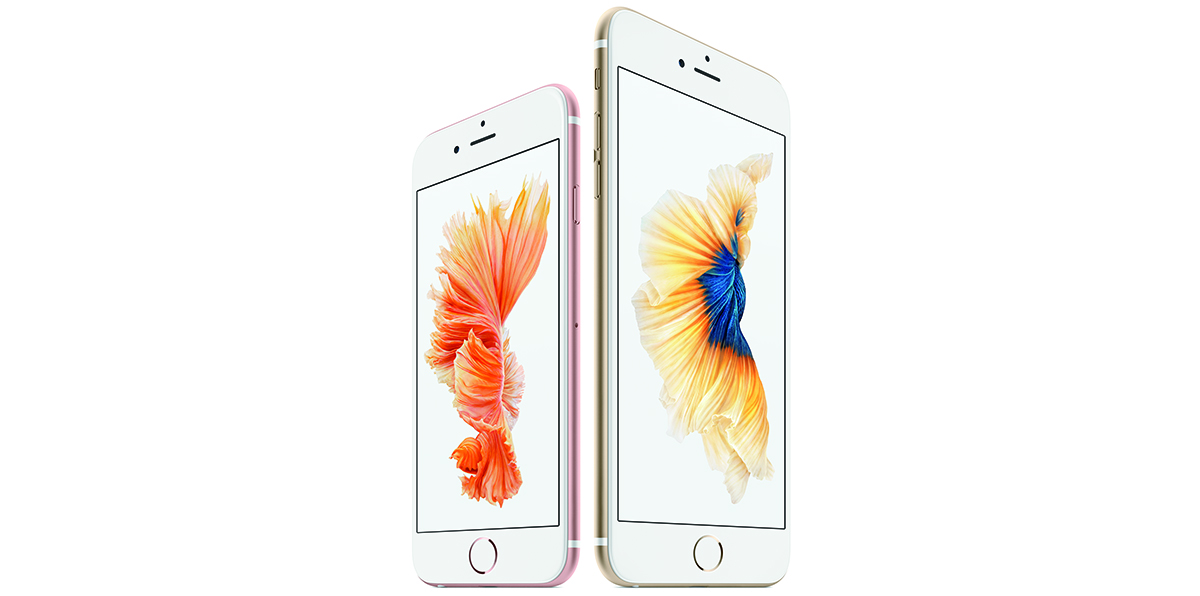 iPhone 6s and 6s Plus pre-orders are live in the US
