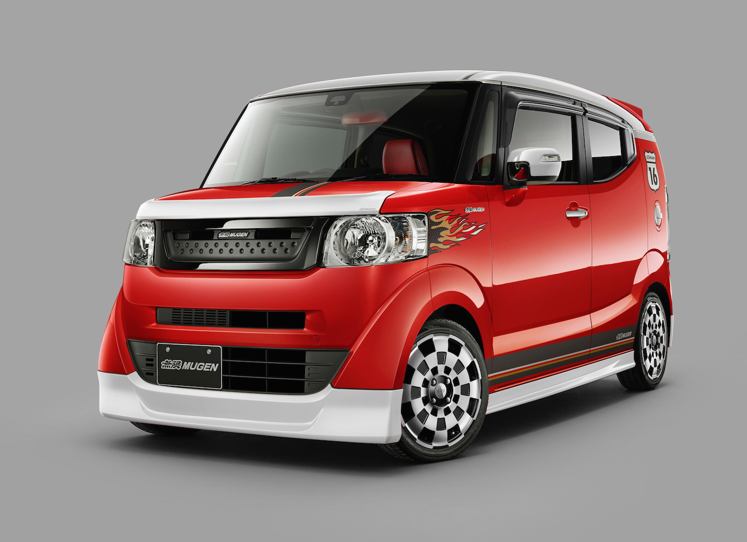 HONDA Oosaka Auto Messe 2015