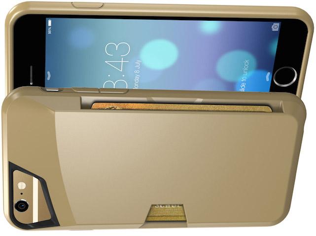 Silk Innovation Vault Slim Wallet Case for iPhone 6