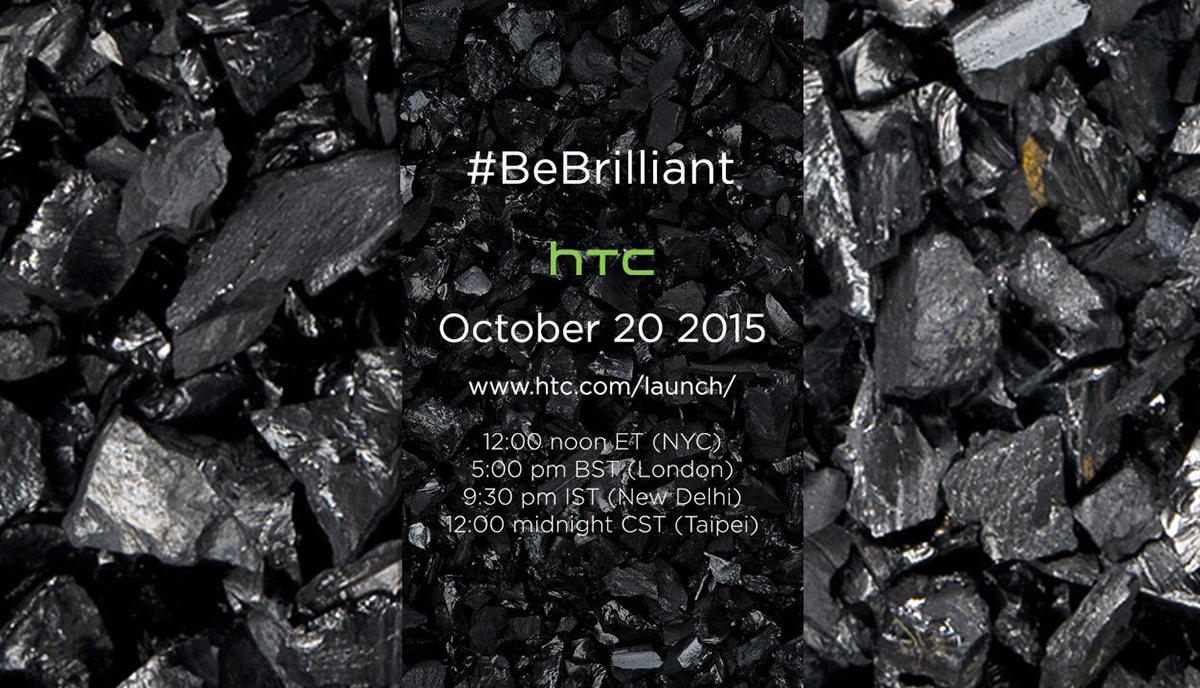 HTC's first Android Marshmallow device due on October 20th