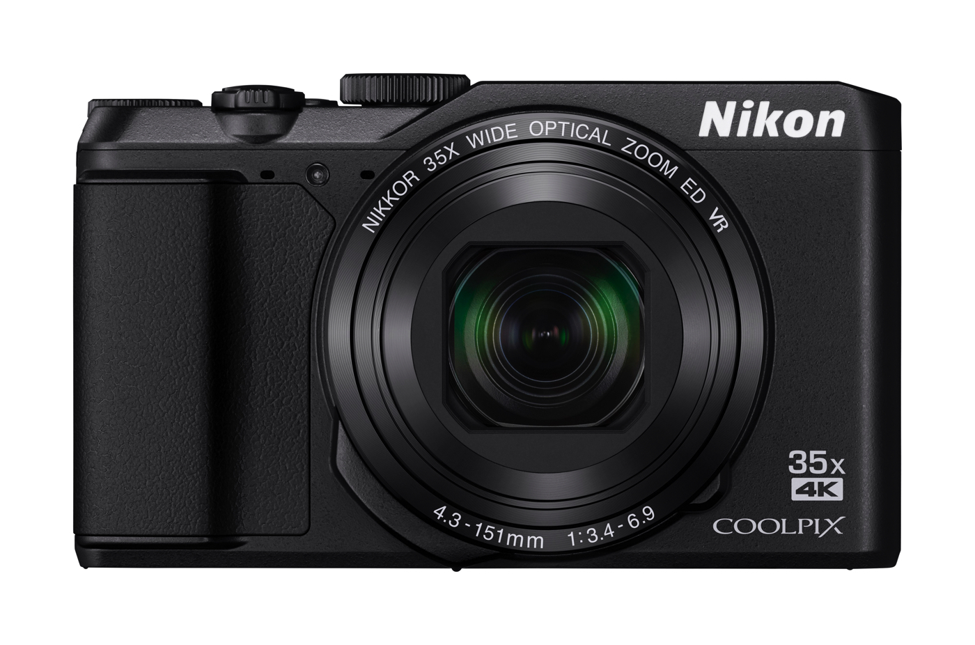 Nikon's A900 is the first Coolpix point-and-shoot with 4K