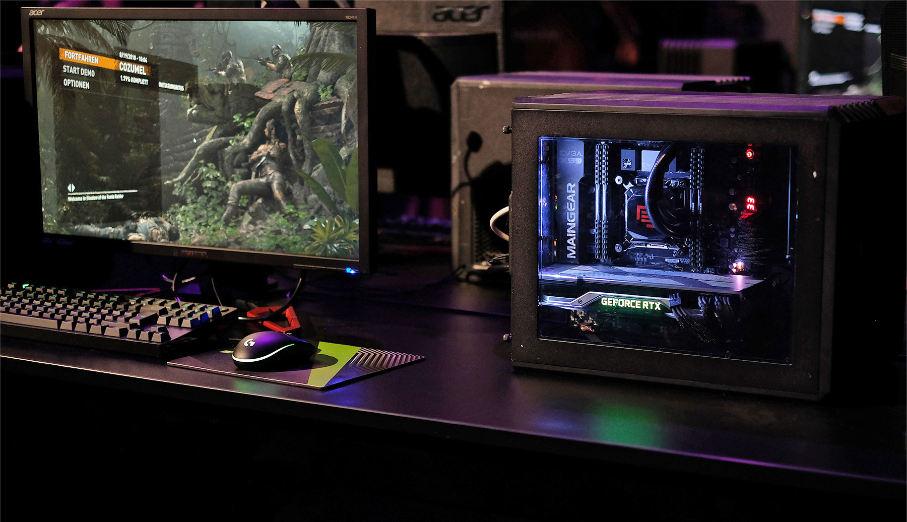 photo image NVIDIA's RTX cards are a gamble on the future of gaming