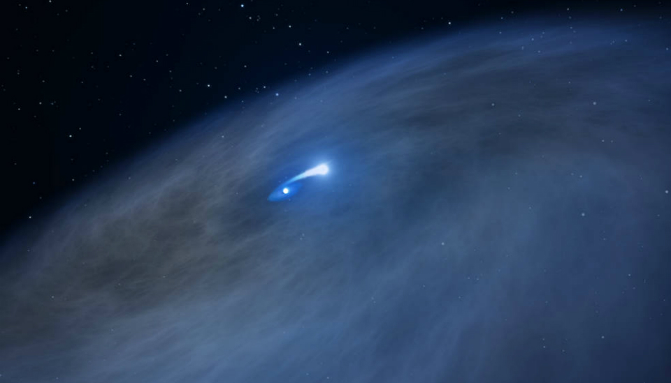 The Big Picture: Say hello to NASA's 'nastiest' star