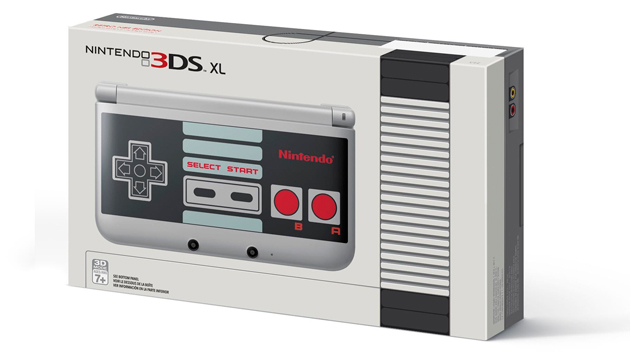 Nintendo 3DS XL NES Edition