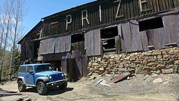 Jeep Wrangler Rubicon Hard Rock