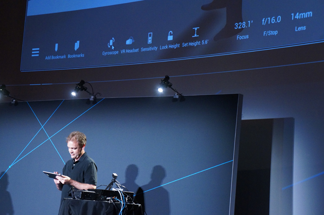 ILM's tools could let you direct your own 'Star Wars' with an iPad