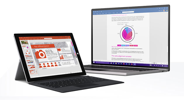 Microsoft Office 2016 Public Preview is now available