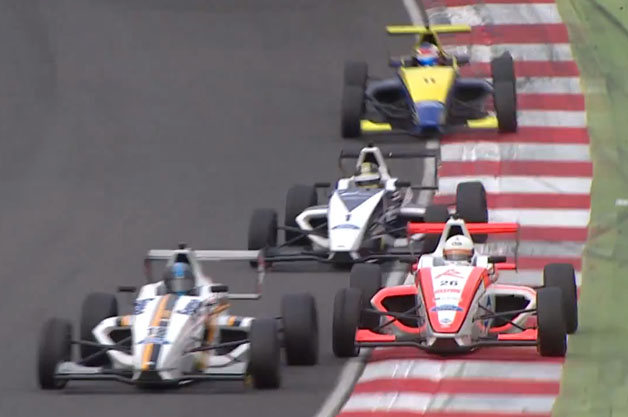 XCar goes Formula Ford racing in the footsteps of Senna  Webber