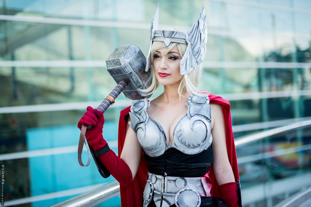 Best cosplays of SDCC 2014!