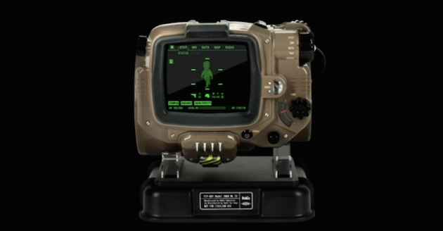 Fallout 4u0026#39; special edition comes with a Pip-Boy for your phone