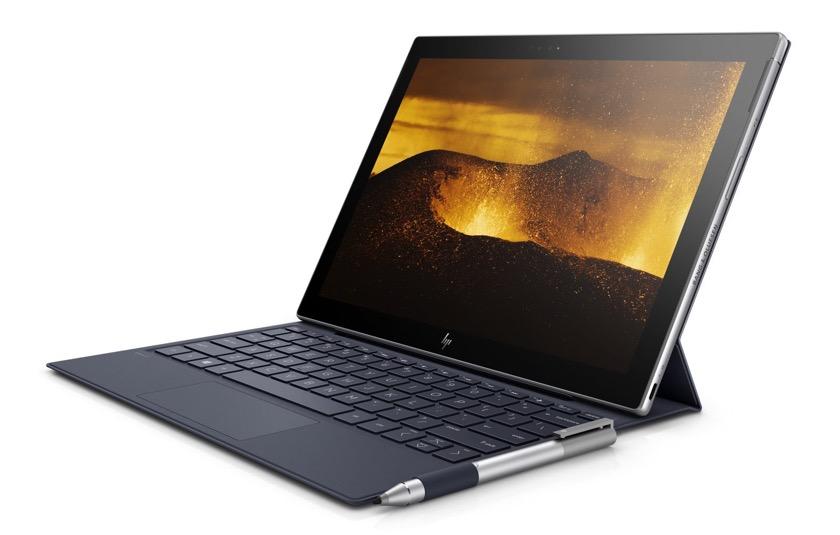 HP kündigt Envy X2 mit Intel-Chips an