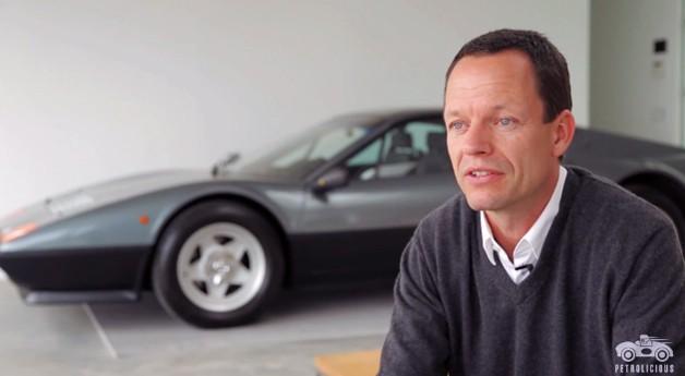 【ビデオ】スーパーカー世代は必見! 世界最高のガレージとフェラーリ「512BBi」