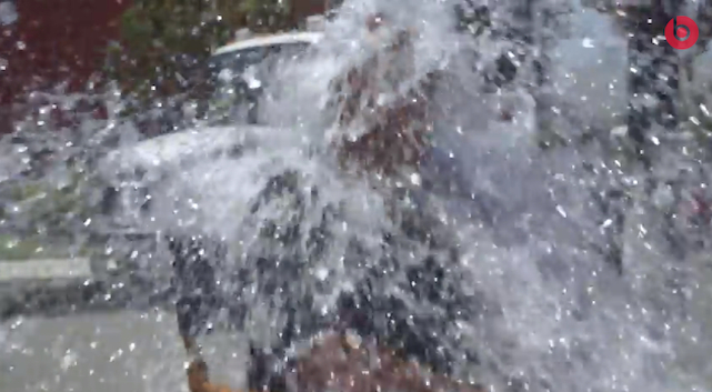 Beats by Dre co-founder Dr. Dre takes the ALS Association Ice Bucket Challenge
