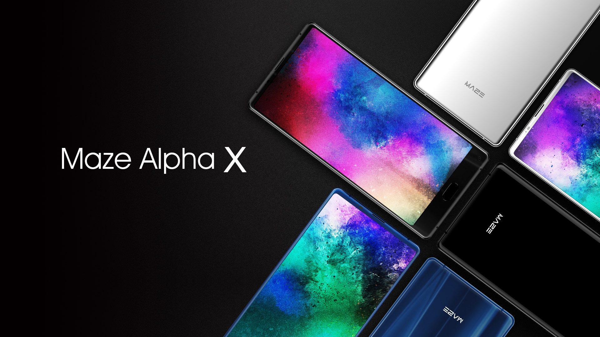 Maze legt nach mit Alpha X