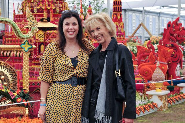 Kirstie Allsopp reveals she buried her mother in the garden