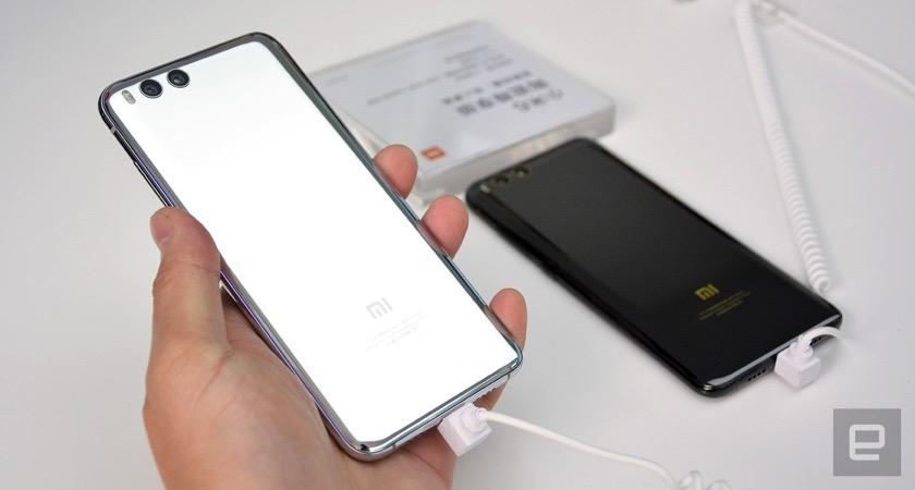 Schick und preisgünstig: Xiaomi MI 6