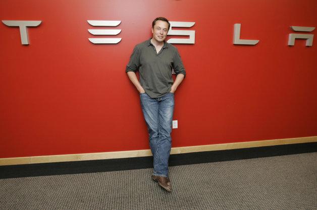 Elon ชะมดเทสลา