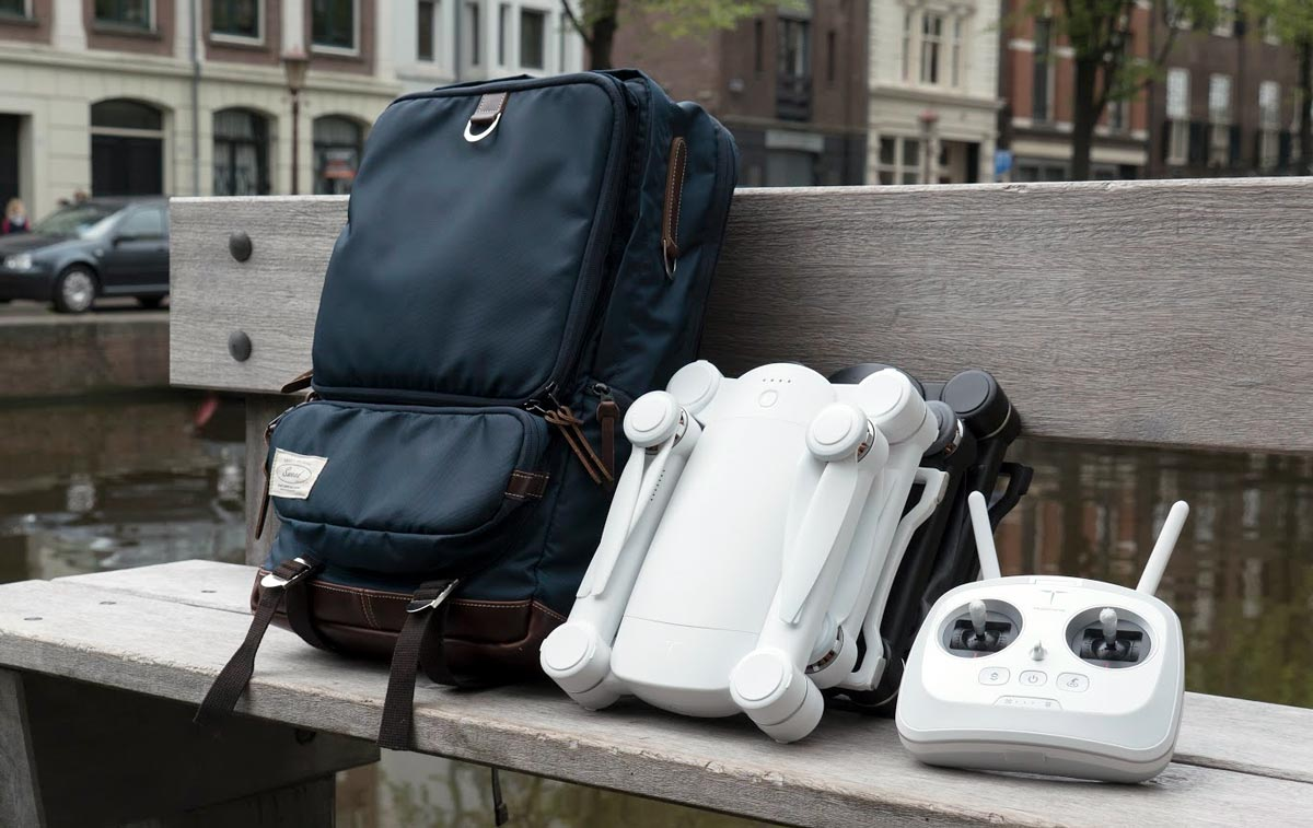 ProDrone's Byrd quadcopter can (almost) deliver a baby
