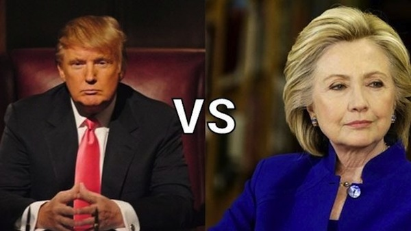 presidential election WWE storyline, presidential nominees wrestling match