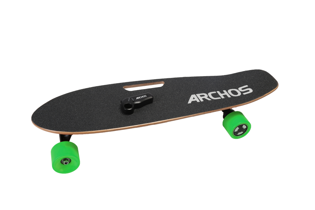 archos sk8 jetzt auch ein elektro skateboard im angebot. Black Bedroom Furniture Sets. Home Design Ideas