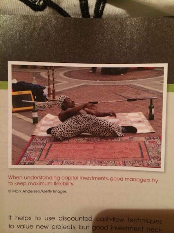 The Most Hilarious And Bizarre Things Found In School Textbooks