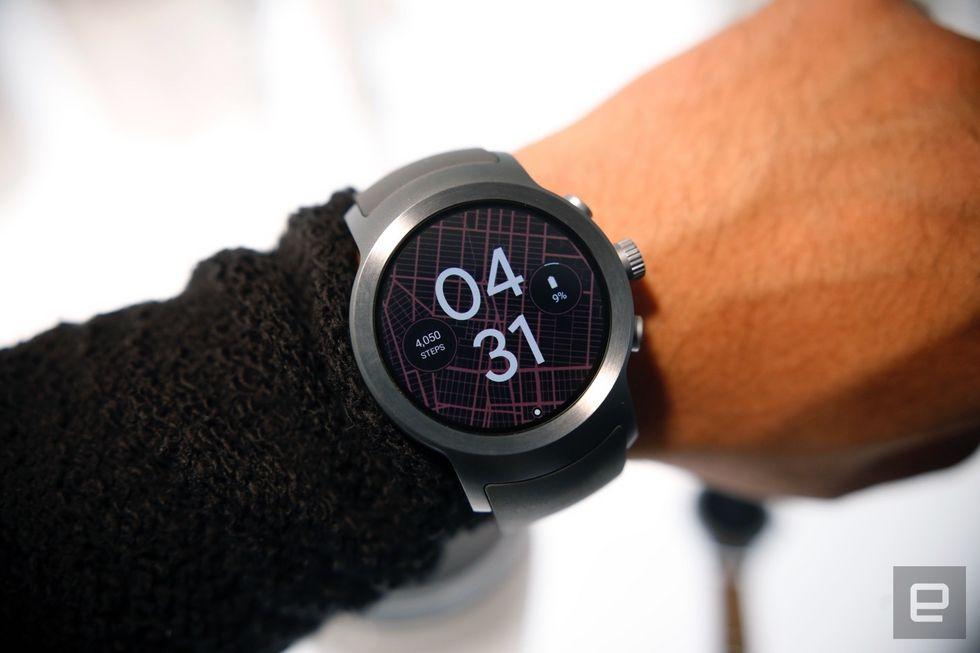LG Watch Sport und Watch Style - die neuen Android-Wear-Uhren