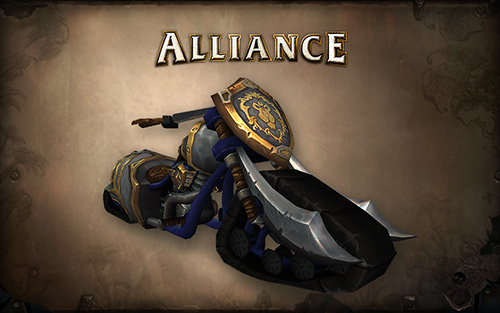 Alliance chopper