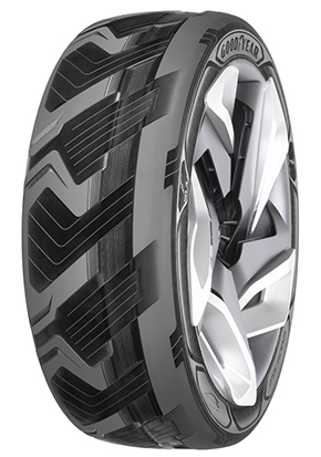 Goodyear BH03 Tire Concept