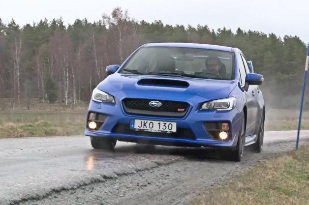 【ビデオ】『EVO』誌が田舎道でスバル「WRX STI」を試乗!