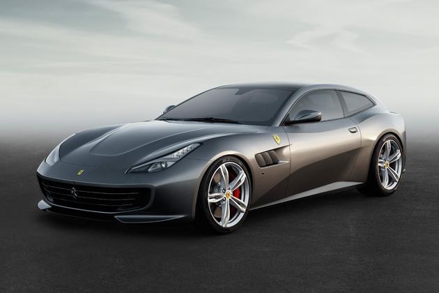 フェラーリ、「FF」を進化させた新型「GTC4ルッソ」を発表