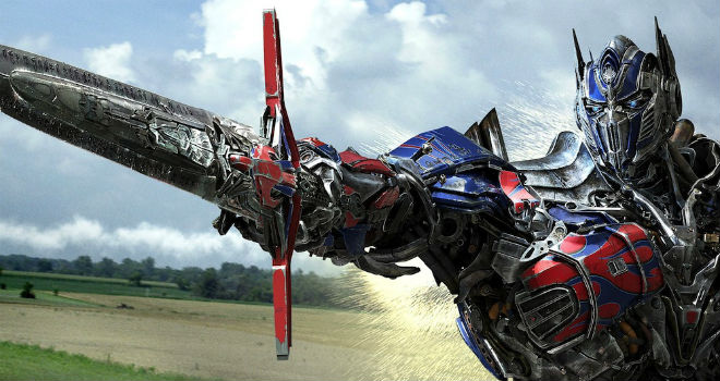 weekend box office transformers